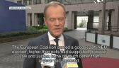 EU's Donald Tusk commented on results of EU election in Poland