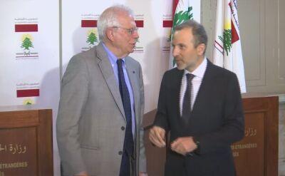 Borrell na konferencji w Libanie w maju rozmawiał o sytuacji w Wenezueli
