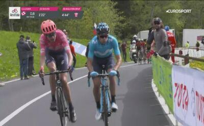 17. etap Giro dla Nansa Petera