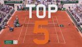 Najlepsze zagrania drugiego dnia Rolanda Garrosa