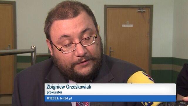 Prokurator Grześkowiak: obrona próbuje wykazać, że istniały inne możliwości zgonu