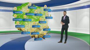 Prognoza pogody na czwartek 05.12
