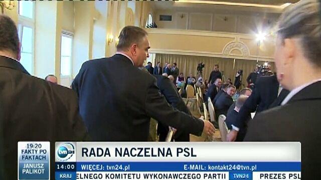 Są nowe władze PSL. Piechociński odmłodził kierownictwo