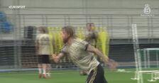 Gwiazdy Realu Madryt szykują formę przed powrotem do rywalizacji