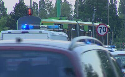 Poznań: 8-latek zginął pod kołami tramwaju