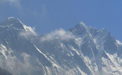 Najwyższa góra świata ma coraz więcej problemów