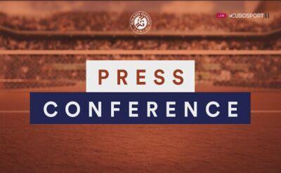 Federer: Nie powiem teraz, czy za rok zagram w Paryżu