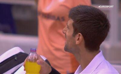 """Djoković wściekły na sędziego. """"Znasz zasady tenisa?"""""""