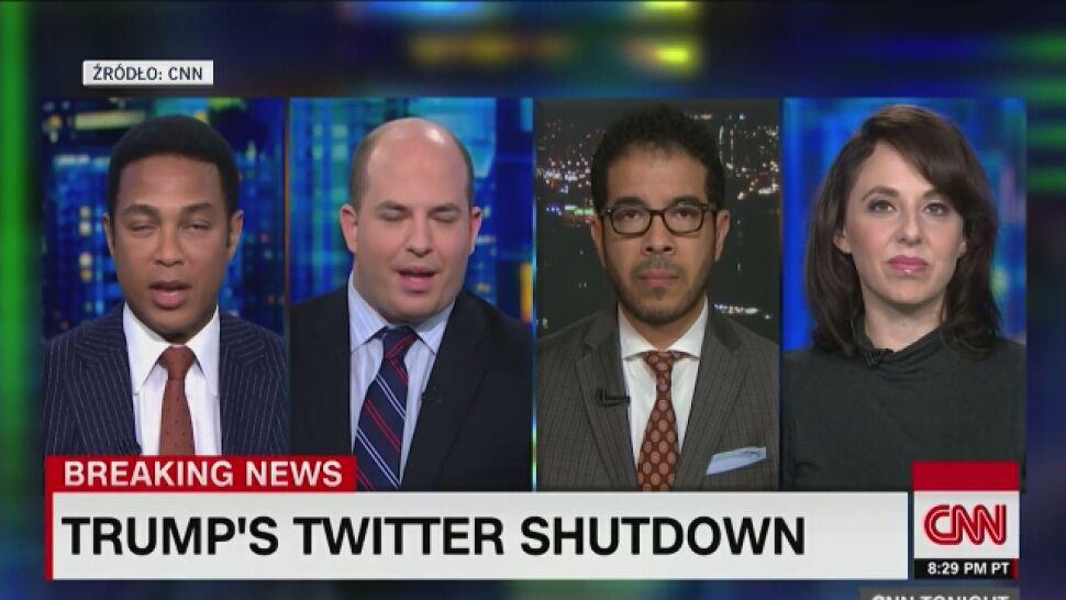 Pracownik Twittera w ostatnim dniu pracy zamknął konto Trumpa