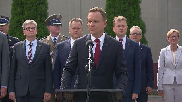 """""""To były dni waszej chluby"""". Prezydent wręczył wyróżnienia za ŚDM i szczyt NATO"""