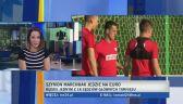 Marciniak: Jesteśmy atletami, trenujemy jak piłkarze. Z jedną różnicą