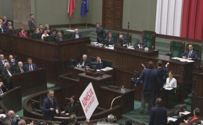 Sejm uchwalił nowelizację Kodeksu karnego dotyczącą pedofilii