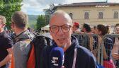 """Probosz po 7. etapie Giro. """"Czekamy na mocny atak Majki"""""""