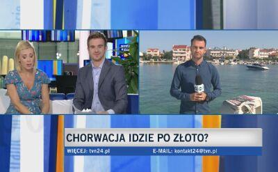 Luka Modrić - mistrz pierwszego podania