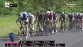 Zacięta walka liderów o bonusowe sekundy na 10. etapie Giro d'Italia