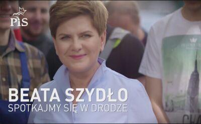 Spotkajmy się w drodze z Beatą Szydło