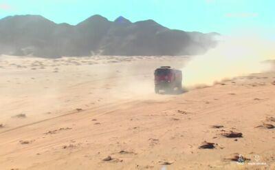 Podsumowanie 2 etapu Rajdu Dakar w kategorii ciężarówek