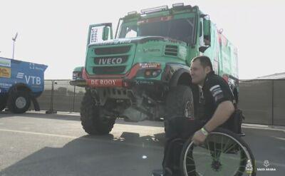 Podsumowanie 3. etapu Rajdu Dakar w kategorii ciężarówek