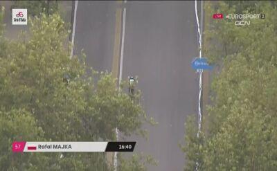 Rafał Majka daleko po 1. etapie Giro d'Italia
