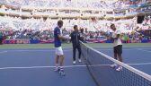 Skrót meczu Miedwiediew - Auger-Aliassime w półfinale US Open