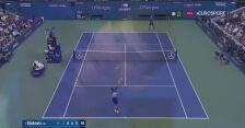 Djoković wygrał w ćwierćfinale US Open
