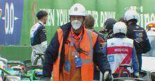 Wypadek podczas sesji treningowej przed E-Prix w Rzymie