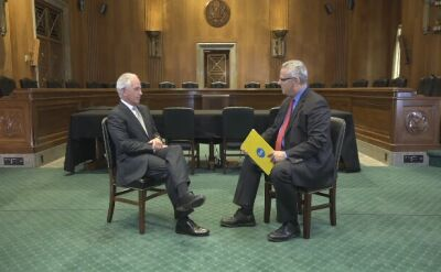 Interview with Senator Corker