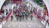 Fernando Gaviria najszybszy na pierwszym etapie Tour of Guangxi