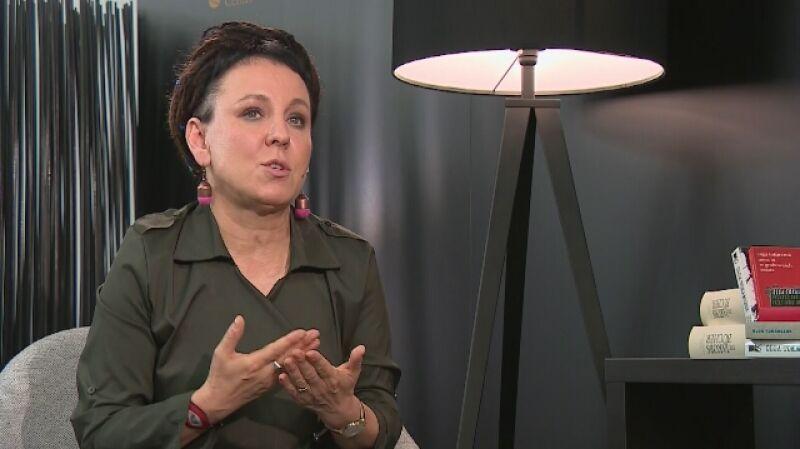 Olga Tokarczuk: tożsamość jest czymś zbudowanym na kilku poziomach