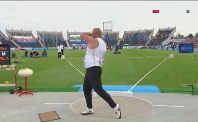 Zwycięstwo i rekord Michała Haratyka podczas drużynowych ME