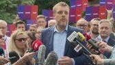 Zandberg: pójdziemy do wyborów jako Komitet Wyborczy Lewica