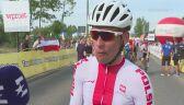 Paweł Cieślik w krótkiej rozmowie po 5. etapie