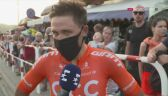 Kamil Małecki po 4. etapie Tour de Pologne