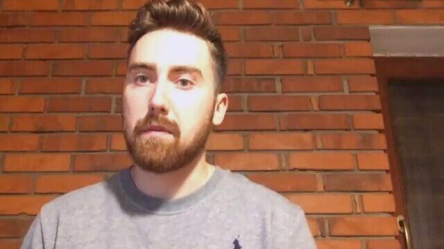 Filip Komorski (GKS Tychy) o zakażeniach wśród hokeistów