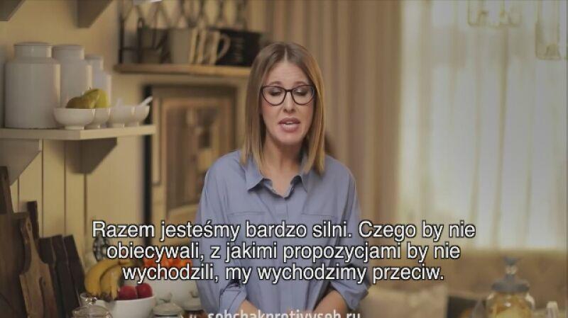 """""""Kandydatka przeciw wszystkim"""" to hasło w kampanii Sobczak"""