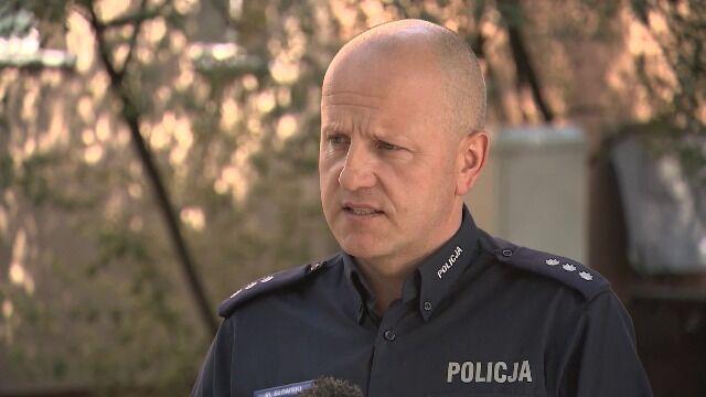 20-latek powiedział policjantom, że… nie lubi gdy ktoś go upomina