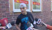 Tomasz Komenda nie czuje stresu przed przesłuchaniem