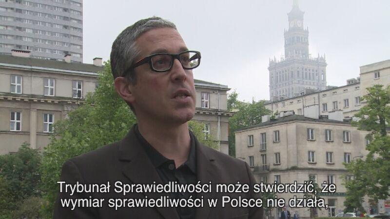 Laurent Pech: Polsce grozi odcięcie od unijnych funduszy