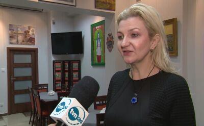 Agnieszka Muzyk przegrała w Łomży z Mariuszem Chrzanowskim