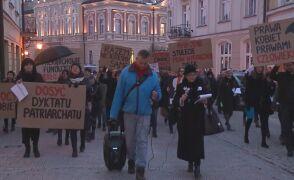 Czarny protest w Tarnowie