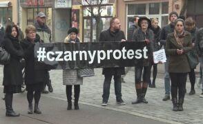Manifestacja w Gnieźnie