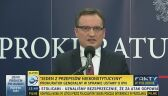 Ziobro: wyraziliśmy wątpliwości co do zakresu terytorialnego obowiązywania przepisu