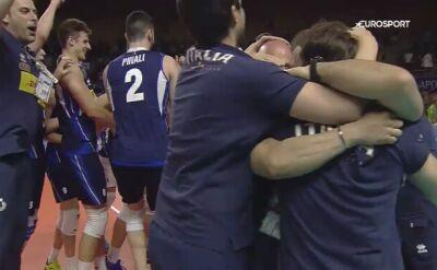 Skrót meczu Polska - Włochy w finale Uniwersjady