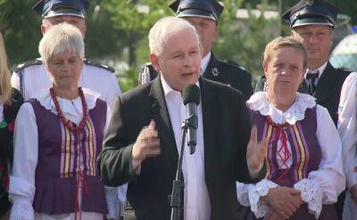 Jarosław Kaczyński: ja już swoje lata mam