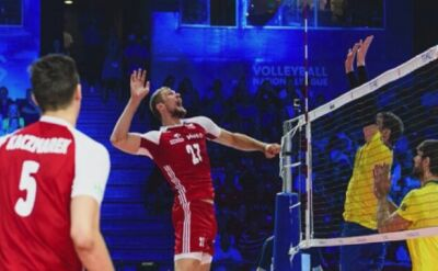 Polscy siatkarze pokonali w Chicago Brazylię 3:2