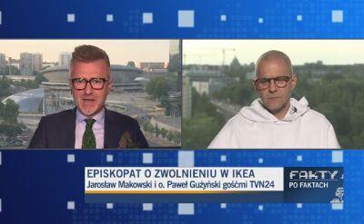 """""""Polscy biskupi za mocno angażują się w życie polityczne"""""""