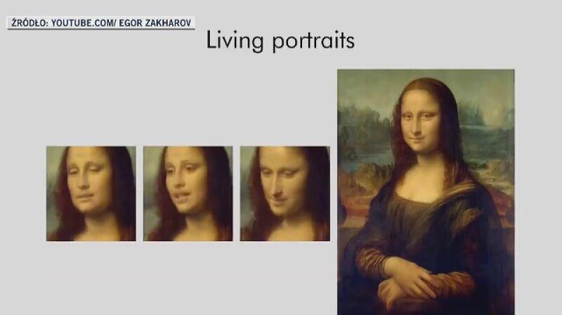 Zdeepfake'owali Mona Lisę
