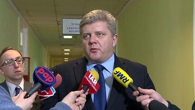 Paszkiewicz: PKP liczy straty po strajku