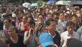 Protesty w Hongkongu w lecie 2014 roku