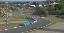 Wypadek Monteiro w wyścigu WTCR